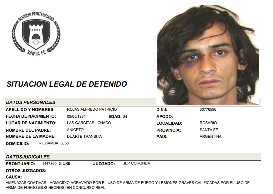 7 Rojas Alfredo